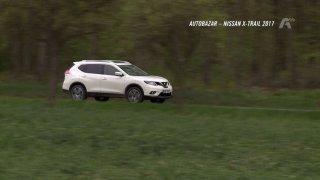 Recenze Nissanu X-Trail z roku 2017
