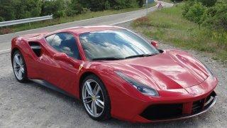 Ferrari 488 GTB exterier 2