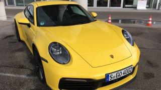 Porsche 911 exteriér 1