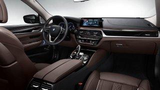 Nové pohodlné BMW dostalo jméno 6 GT 1
