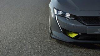508 Peugeot Sport Engineered 4