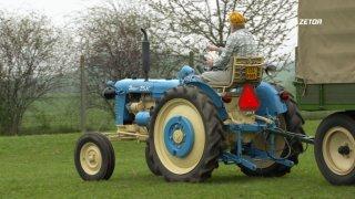 Test traktoru Zetor Crystal