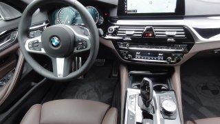 BMW M550d interier  2