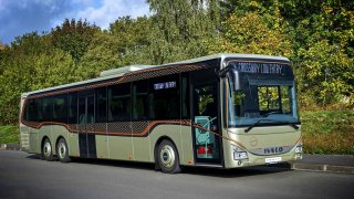 BusLine objednal u IVECO BUS rekordní množství autobusů