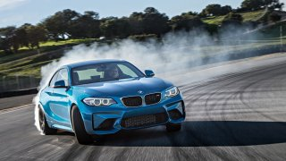 Slovenskému řidiči BMW M2 naměřili 242 km/h. Měl hodně originální vysvětlení