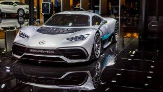 Project One, supersport nové generace od Mercedesu