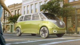 Volkswagen I.D. Buzz 2