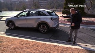 Recenze vodíkového automobilu Hyundai Nexo