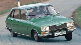 Poklady českých stodol a garáží: Renault 16 se mohl stát žigulíkem. V ČSSR jej kupovali umělci