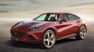 Ferrari chystá své první SUV. Vyjede do dvou let a bude to hybrid do zásuvky