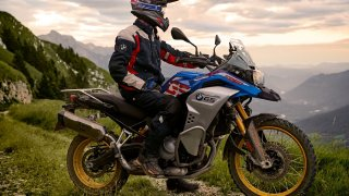 BMW F 850 GS Adventure 2018