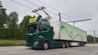 V Německu vzniknou elektrifikované dálnice