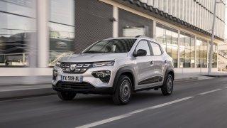 Dacia Spring se s cenou asi vejde do 450 000 Kč. Ve Francii je ale ještě o 120 000 Kč levnější!