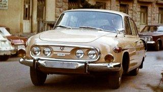 Poklady českých stodol a garáží: Tatra 603 měla krycí jméno Valuta. Dnes stojí jako nové BMW M3