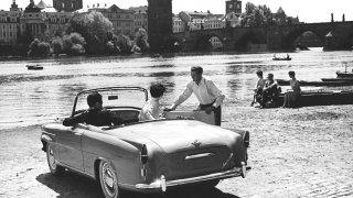 Škoda Felicia 60. výročí 3