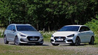 Hyundai i30 Fastback ve sportovním kabátu vs. rodinné kombi. Jak se liší a co je lepší?