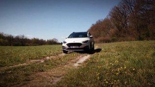 Recenze křížence kombíku a SUV Ford Focus Active 2.0 EcoBlue
