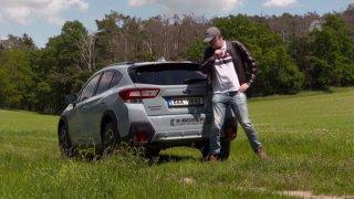 Recenze Subaru XV 2.0 i-e Executive ES