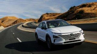 "Hyundai NEXO a Aston Martin Vantage kralovali ""losímu testu"""