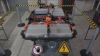 Téměř pětinu hmotnosti Škody Citigo iV dělá baterie. Pokud je poškozená, musí do karantény