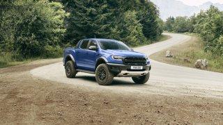 Ford Ranger Raptor přichází do Evropy