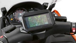 Dokonalá komunikace a navigace pro cestovní motocykly BMW