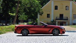 Fototest BMW řady 8 Cabrio: Má i několik nevýhod, ale je to nejlepší kabriolet, který jsme řídili