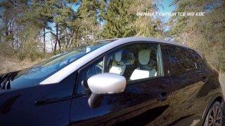 Recenze malého francouzského crossoveru Renault Captur TCE 120 EDC