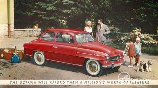 Škoda Octavia 1959 3