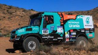 Gerard de Rooy Africa Eco Race