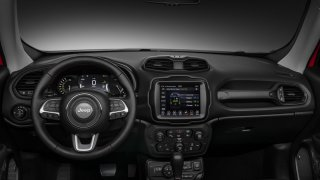 Jeep Renegade Plug-in Hybrid 11
