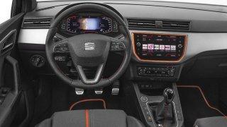 Seat dodává Digital Cockpit také pro modely Arona a Ibiza