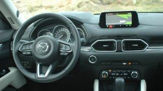 Mazda CX-5 interier 2