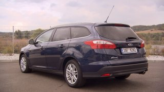 Test ojetiny Ford Focus 9