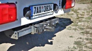 VW Crafter sklápěčka