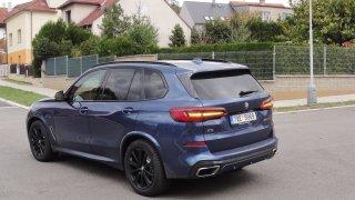 BMW X5 xDrive M50d exterier 3