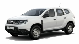 Dacia Duster ve verzi Access