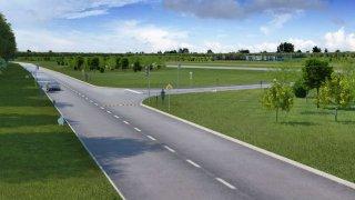 Město Stříbro podpořilo záměr výstavby polygonu pro autonomní vozy