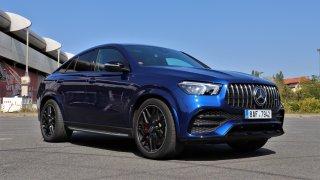 Test nadupaného kupé SUV Mercedes-AMG GLE 53 4Matic+: Proč je lepší než BMW X6 M50i?