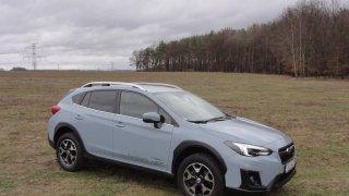 Subaru XV - Nenápadný borec