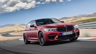 BMW M5 2018 First Edition 3