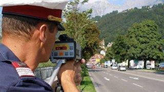 Rakousko zvyšuje pokuty za rychlost. Přijít o řidičák či zaplatit 130 000 Kč nikdy nebylo snazší