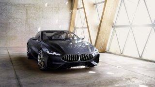 Koncept řady 8 ukazuje budoucí tvář BMW 10