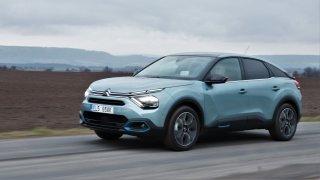 Nový Citroën e-C4
