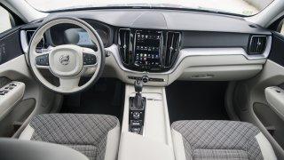 Volvo XC60 D4 Polestar interiér 1