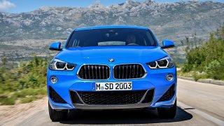 BMW X2 sází na styl a dvouspojkovou převodovku