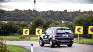 BMW X5 xDrive30d jízda 2