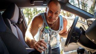 Jezdí za 4 litry, natankovat potřebuje dřív řidič