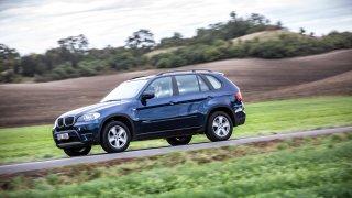 BMW X5 xDrive30d jízda 3