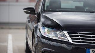 Ojetý Volkswagen CC exteriér 2
